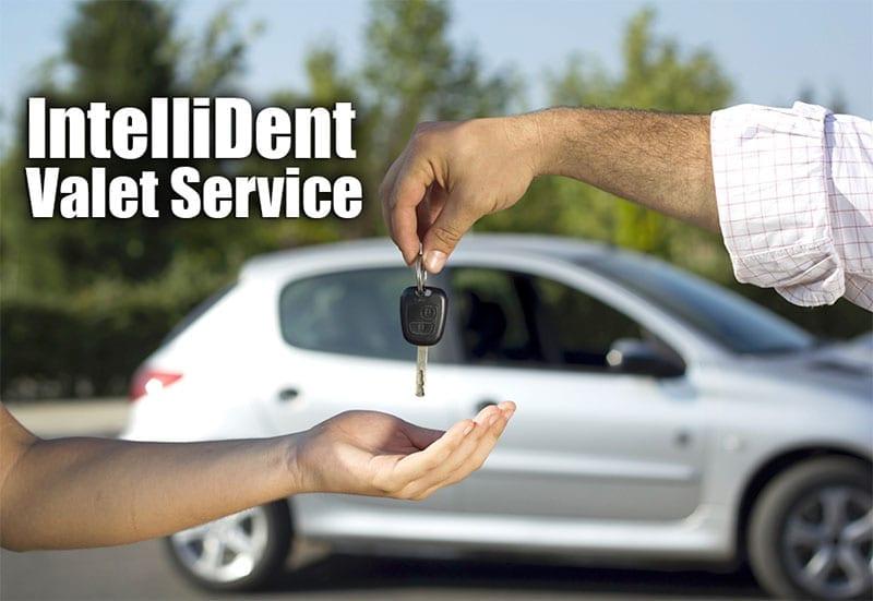 auto hail repair valet services