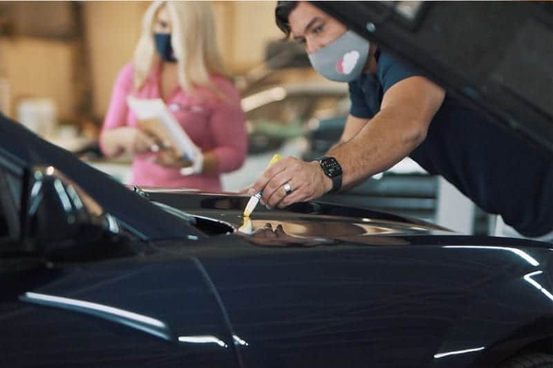 StormWise auto hail repair